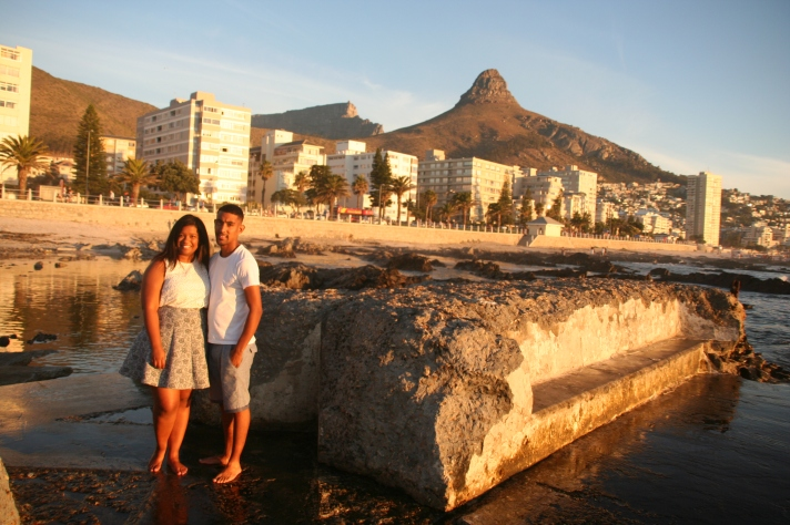 Sunsets in Sea Point
